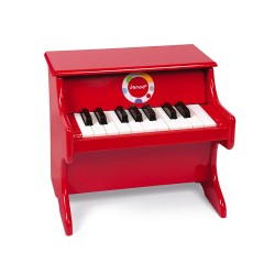 PIANO ROUGE JANOD