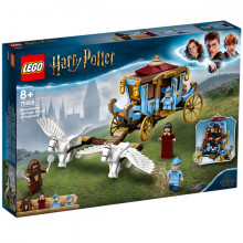 75958 LE CARROSSE HARRY POTTER
