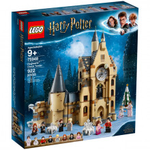 75948 LA TOUR DE L HORLOGE HARRY POTTER