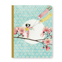 CAHIER MISA LOVELY PAPER DJECO