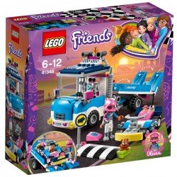41348 LE CAMION LEGO FRIENDS