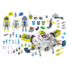 9487 STATION SPATIALE PLAYMOBIL SPACE