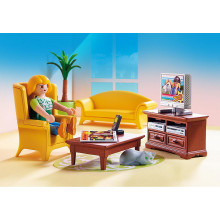 5308 SALON PLAYMOBIL DOLLHOUSE