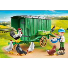 70138 POULAILLER PLAYMOBIL COUNTRY