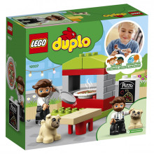 10927 LE STAND A PIZZAS LEGO DUPLO