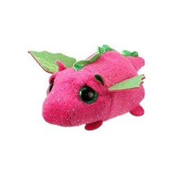 TY DARBY le dragon rose 10 cm