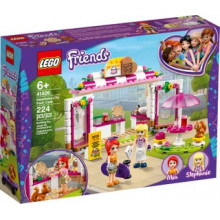41426 LE CAFE DU PARC DE HEARTLAKE LEGO FRIENDS