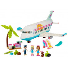 41429 L AVION DE HEARTLAKE LEGO FRIENDS
