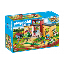 9275 PENSION DES ANIMAUX PLAYMOBIL CITY LIFE
