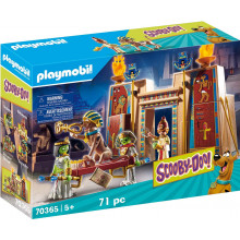 70365 PLAYMOBIL SCOOBY DOO EGYPTE
