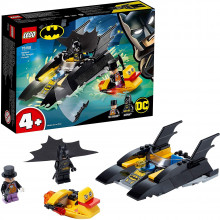 76158 LA POURSUITE DE PINGOUIN LEGO BATMAN