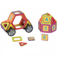 JEU MAGNETIQUE 40 PIECES