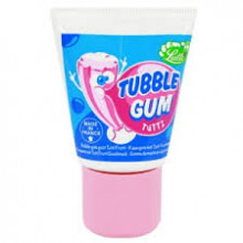 CHEWING GUM TUBE LUTTI