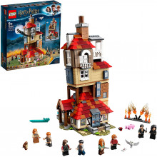 75980 L'Attaque du Terrier des Weasley LEGO HARRY POTTER