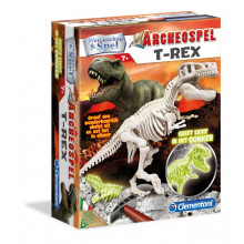 KIT DU PALEONTOLOGUE T-REX
