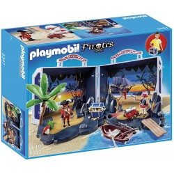 5347 COFFRE DE PIRATES PLAYMOBIL