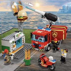 60214 L'intervention des pompiers LEGO CITY